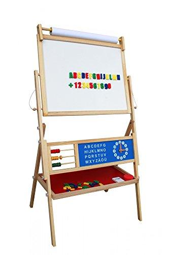 Pro-Manufactur Kinder-Standtafel doppelseitig