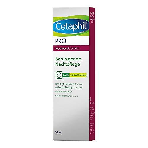 Cetaphil RednessControl Beruhigende Nachtpflege, 50 ml