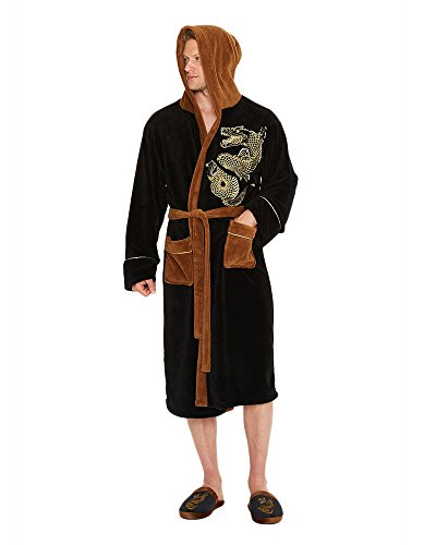 Official Suicide Squad Killer Croc Dressing Gown/Bathrobe