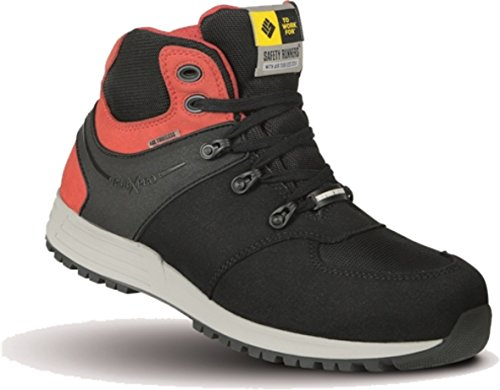 Sicherheitsschuh S3 2W4 Rebel Stiefel Safety Runners To Work For 43