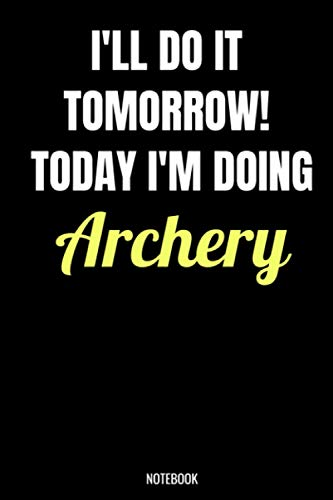 I\'ll Do It Tomorrow! Today I\'m Doing Acting Notebook: Acting Gifts for Women, Men, Teens, Girls and Kids, Funny Quote blank Lined 104 Pages Journal, ... Cute Gift Ideas, Acting Gift and Notebook