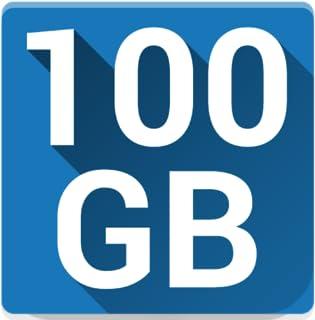 100 GB Free Cloud Drive - Degoo