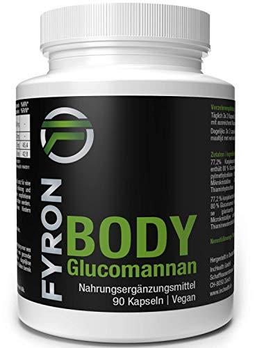 FYRON | Body | Glucomannan