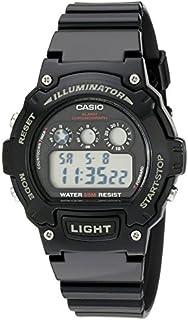 Casio Kids W-214HC-1AVCF Classic Digital Display Quartz...