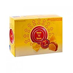 Bonbons with Peanut cream filling and wafer Freshly imported from Argentina 30 Delicious Bon Bons per box