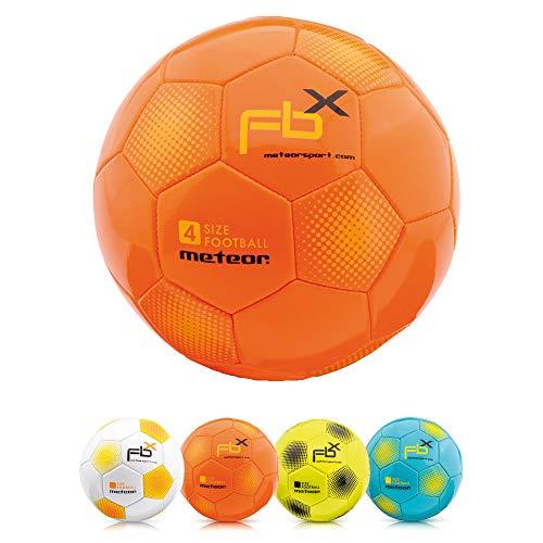 meteor Kinder Fußball Ball kleine Sportball Kleinkinder Freizeitball für...