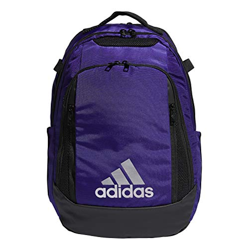 adidas Unisex 5-Star Team Backpack, Team Collegiate Purple, ONE SIZE