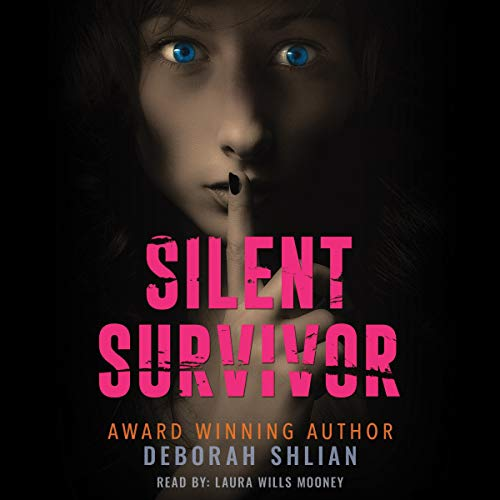 Silent Survivor audiobook cover art
