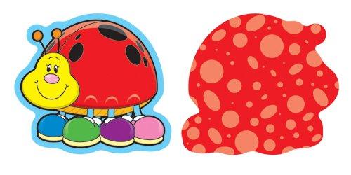 Carson Dellosa Ladybugs Cut-Outs (120030)