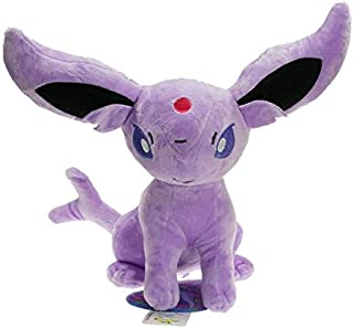 YOYOTOY 5/Lot 9 Styles Espeon Leafeon Glaceon 30Cm Plush Doll Stuffed Toy Thing You Must Have 8 Year Old Girl Gifts The Favourite Toys Superhero Party Supplies Unboxes