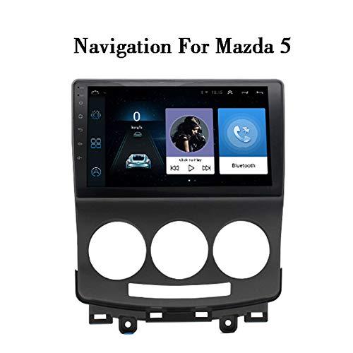 bester Test von android autoradio chip Mazda 52005-2010 Android Autoradio Radio Navigation Multimedia-Unterhaltung 9 Zoll HD1024 *…