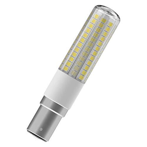 OSRAM Lot de 4 Ampoules LED   Culot B15d   Blanc chaud   2700 K   6,30 W équivalent 60 W   clair   LED SPECIAL T SLIM