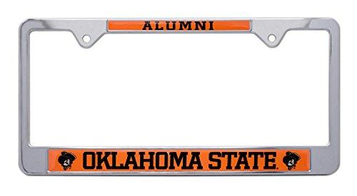 Oklahoma State University 'Alumni' License Plate Frame