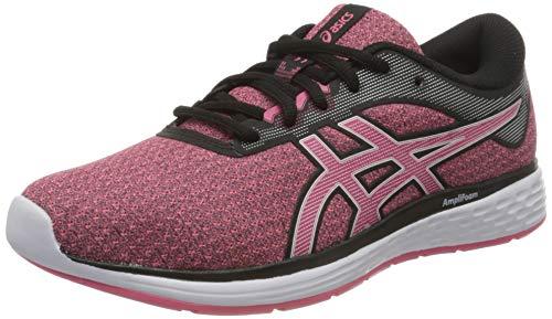 ASICS Patriot 11 Twist, Zapatillas Deportivas para Mujer, Black/Pink Cameo