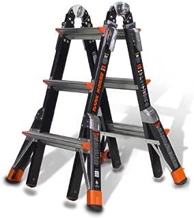 Little Giant Ladder Systems 15143 13-Feet 375-Pound Duty Rating Dark Horse M13 Ladder