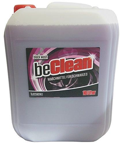 Color-Flüssigwaschmittel black wash für dunkle und schwarze Wäsche 10 Liter Kanister