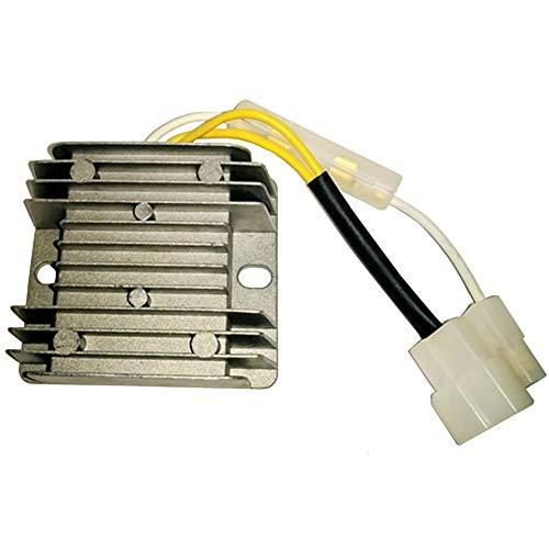 GPW Engine Voltage Regulator for 170FE 170FAE 178FE 178FAE 186FE 186FAE 12v Diesel Generator AVR Rectifier