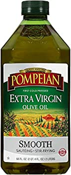 Pompeian Smooth Extra Virgin Olive Oil 68 FL. OZ.