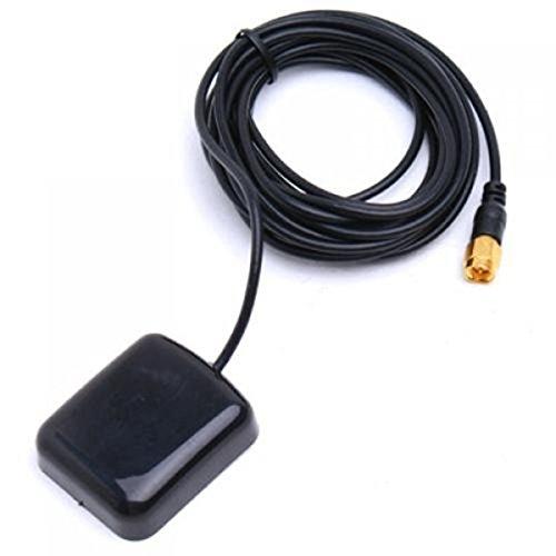 TTBD Base magnetica 1575.42 MHz Antena de Vehiculo SMA Antena GPS Antena de 3 Metros