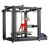 Creality Ender-5 Pro 3D-Drucker, neuer verbesserter Ender-5Pro mit leisem Motherboard, Steinbock-PTFE-Rohr, Metall-Extrusionsmaschine 220 * 220 * 300 mm