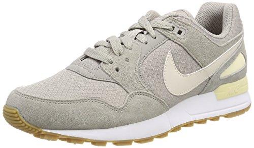 Nike W Air Pegasus '89, Zapatillas de Running para Mujer, Gris (Kopfstein/Heles Fingetang Blaun-musselin), 36 EU