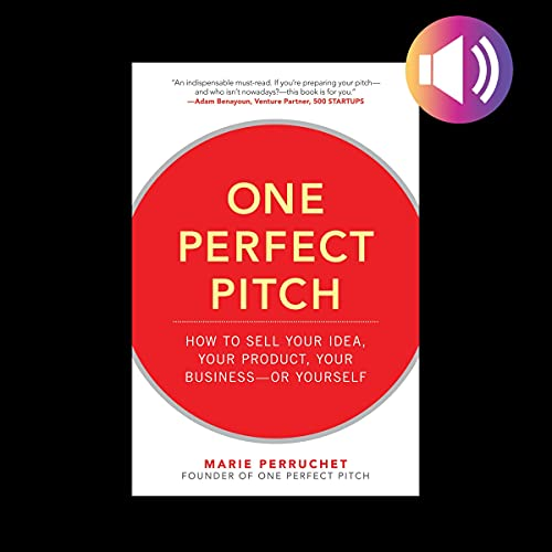 One Perfect Pitch Audiobook By Marie Perruchet cover art