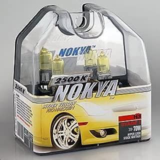 Nokya H3 JDM Yellow Light Bulbs
