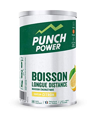 classement un comparer Punch Power – Boisson longue distance – Citron – Boîte de 500g – Énergie longue durée – Glucides -…