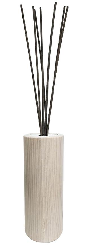 ロードブロッキング形状アクティビティMillefiori WOOD ルームフレグランス用 イタリア天然木ディフューザー CYLINDE シリンダー NATURAL 1WA-CI-001