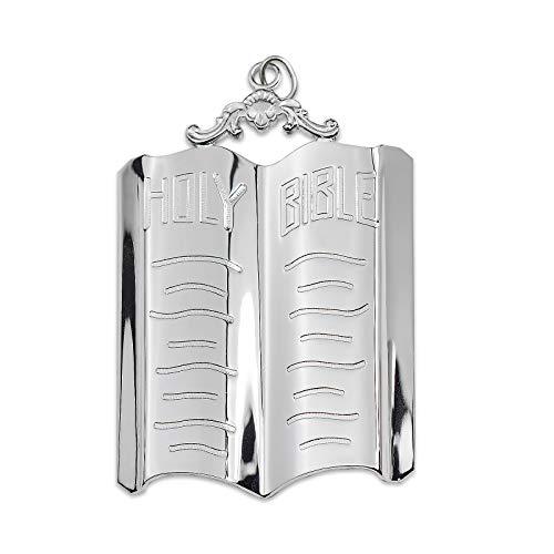 Chaplain Blue Lodge Masonic Officer Jewel - [Silver]