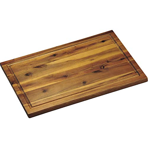Kesper Tabla de Cortar Acacia marrón, marrón, 40 x 26 x 1.5 cm