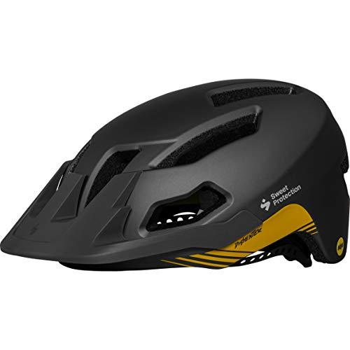 Sweet Protection Dissenter MIPS Helmet Casco, Unisex, Gris metálico, Medium