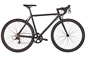 Fixie Inc. Floater Race 8S Black 2019 Cityrad