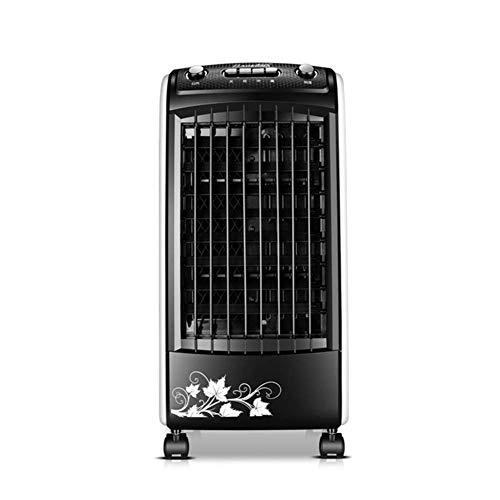 XBSLJ Luftkühler Verdunstungs-Turmventilator, mit Fernbedienung Schaukel Typ 3 Windgeschwindigkeit? Energiesparend für Schlafzimmer Wohnzimmer Persönlicher Raum