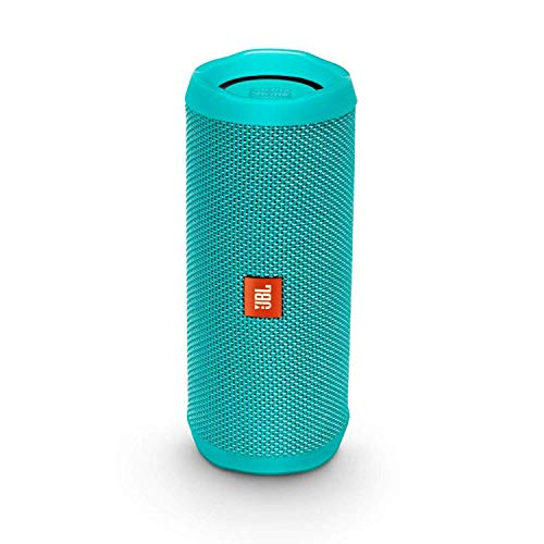 Produktbild JBL Flip 4 Bluetooth Box - Wasserdichter,  tragbarer Lautsprecher mit Freisprechfunktion und Alexa-Integration - Bis zu 12 Stunden Wireless Streaming mit nur einer Akku-Ladung Petrol