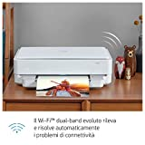 HP ENVY 6032 All in One Colour WiFi Double Sided Inkjet Printer 5 months Instant Ink Trial Img 1 Zoom