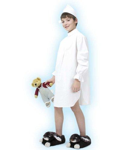 Nachthemd mit Mütze Kinderkostüm 152/164