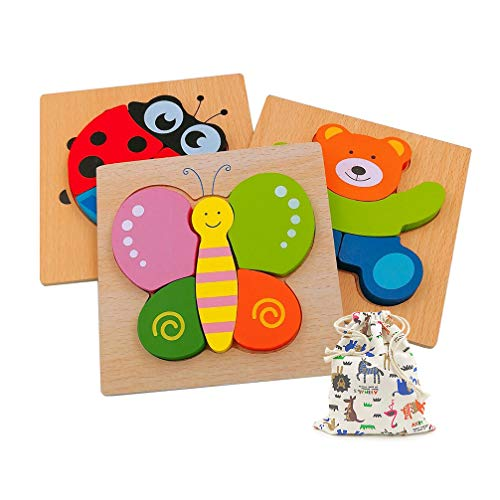 Wooden Jigsaw Puzzles for...