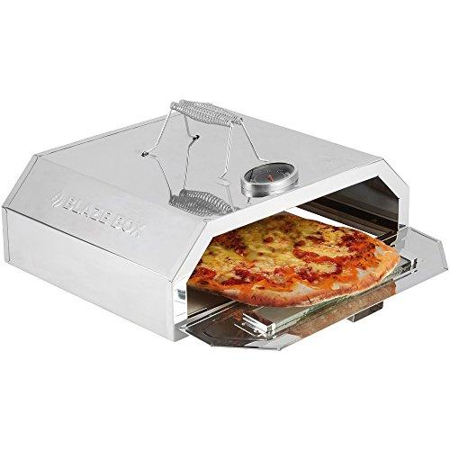 Blaze Box - Horno para Pizza BBQ con Indicador de Temperatura