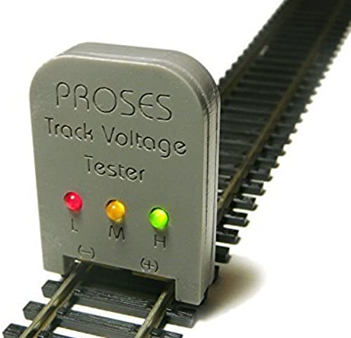 Bachmann Train Accessories Track Voltage Tester 39012 by Bachmann Trains