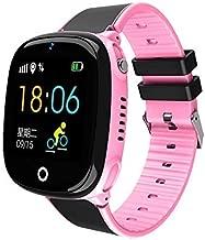 Smart Watch Phone for Child, GPS Tracker Reloj de pulsera inteligente para niños de 3-16 años de edad, con cámara SOS Ranura para tarjeta SIM Pantalla táctil Juego SmartWatch Actividades al aire libre Juguetes Regalo del día de los niños