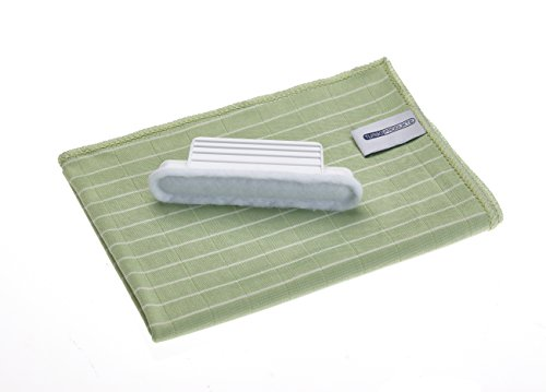 TURBO PRODUKTE OMBRELLO Scheibenversiegelung Flügelampulle für 1 Anwendung mit Bambus Reinigungstuch