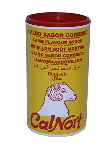 Caldo sabor Cordero 1 kg Calnort