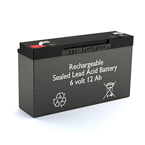 APC Back-UPS 575 (BK575C) Replacement Battery (Rechargeable, high...