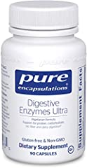 Nutrient Absorption: Contains a mixture of vegetarian enzymes developed to promote optimal nutrient bioavailability and absorption.* Supports Digestion: Digestive Enzymes Ultra supports enhanced protein, carbohydrate, fat, fiber and dairy digestion.*...