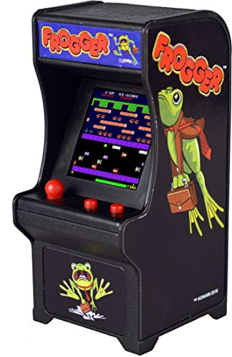 Super Impulse Portachiavi Tiny Arcade Frogger, Multicolore (0854941007488)