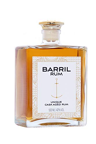 Barril Rum Skin Gin (1 x 500ml)