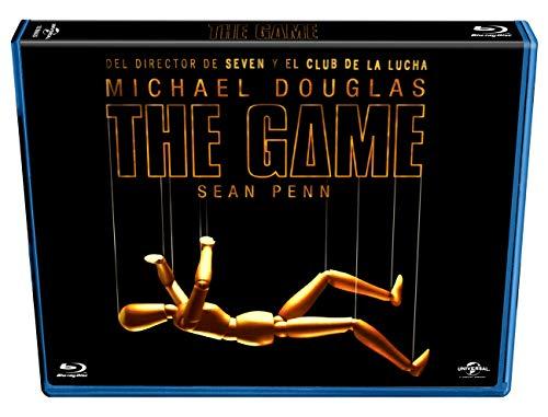 THE GAME - EDICIÓN HORIZONTAL (BD) [Blu-ray]