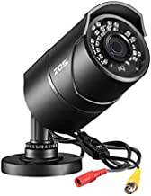 ZOSI 2.0MP HD 1080P 1920TVL Hybrid 4-in-1 TVI/CVI/AHD/CVBS Indoor Outdoor Home Security Cameras Weatherproof,120ft Night Vision,Aluminum Metal Housing,For 960H,720P,1080P,5MP,4K analog CCTV DVR