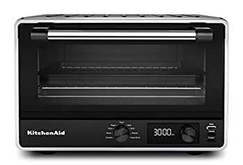KitchenAid Digital Countertop Oven KCO211BM Black Matte